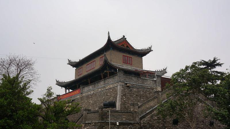 图片[1]-镇淮楼-老淮安